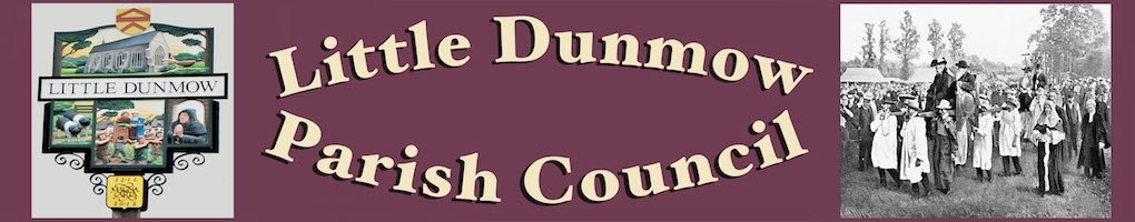 Little Dunmow Parish Council logo